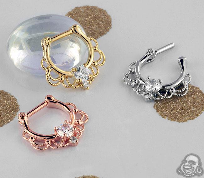 Jeweled Royalty Clicker