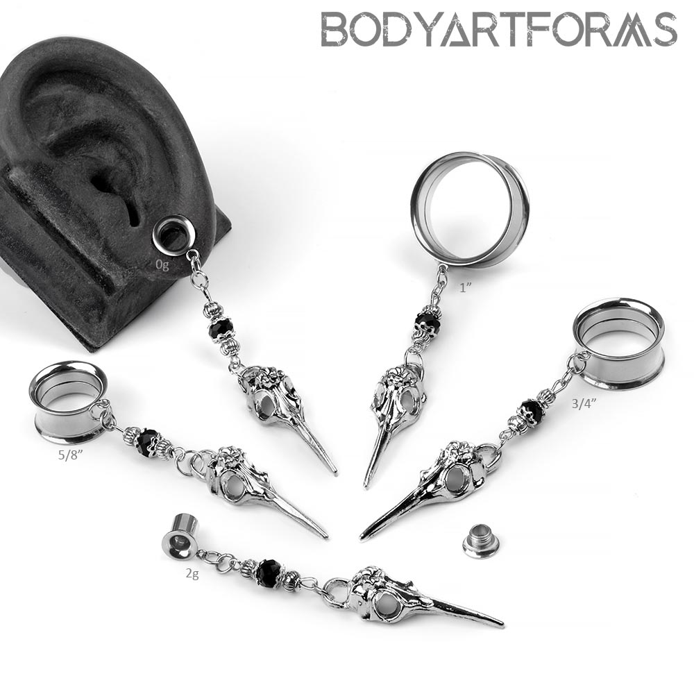 Steel Nevermore Eyelets