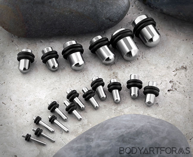 Full Steel Plug Stretching Kit