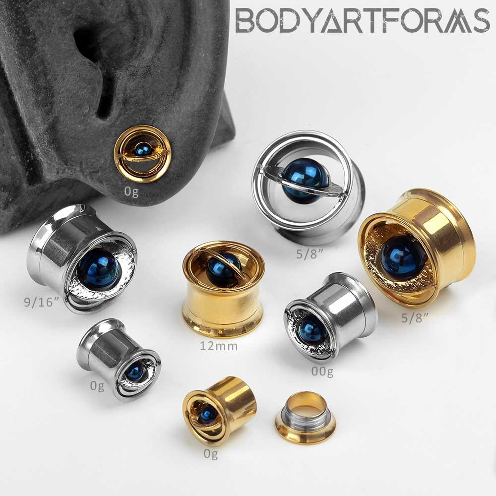 Steel Saturn Eyelets