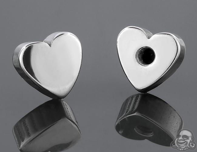Threaded Steel Heart