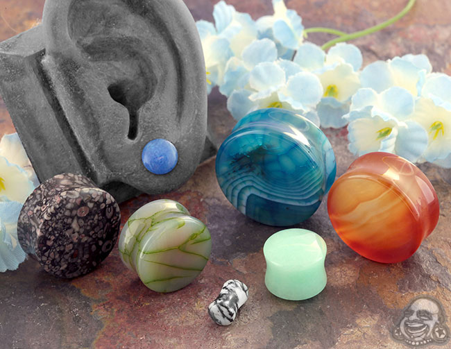 Limited Stone Plugs