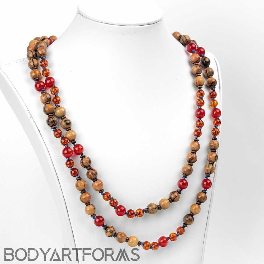 Vitality Mala Necklace