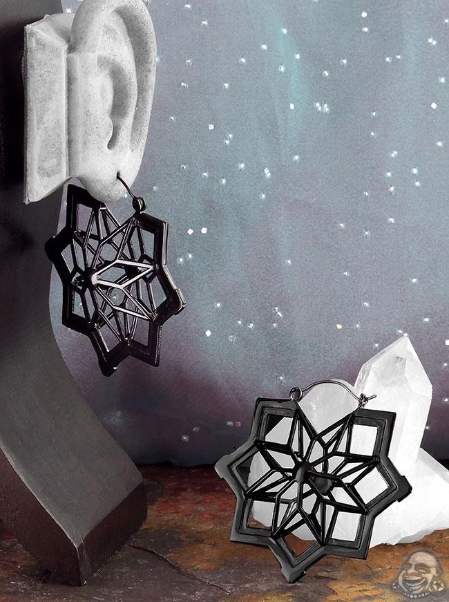 Cosmic Light Earrings