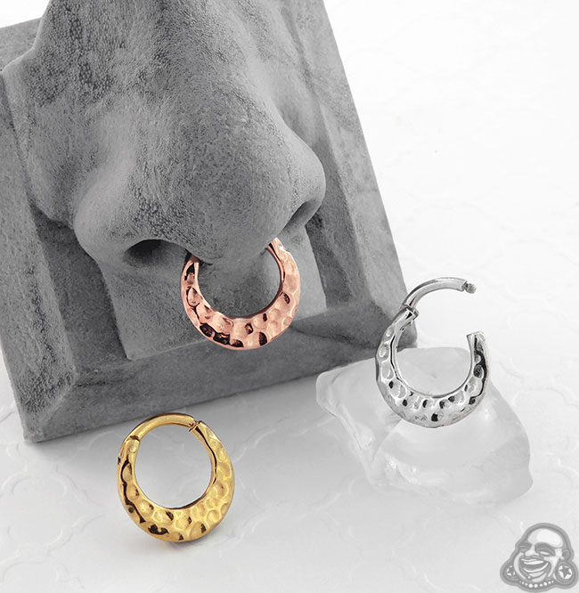 Pounded Septum Clicker