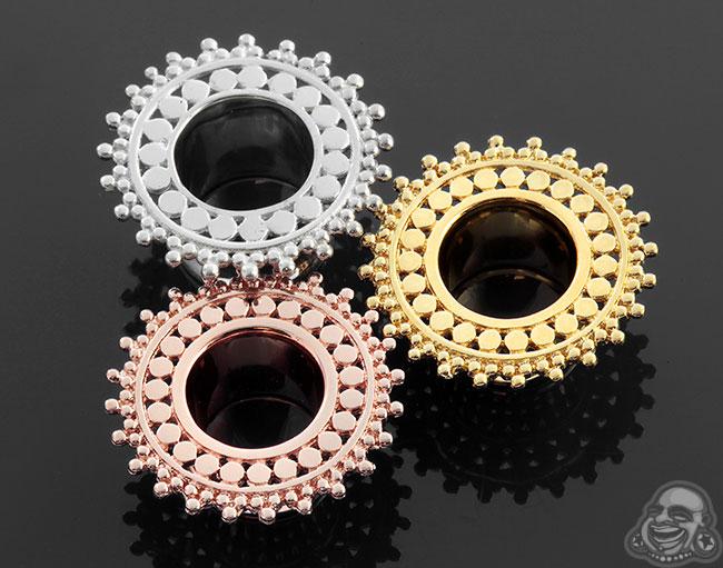 Afghan Eyelets