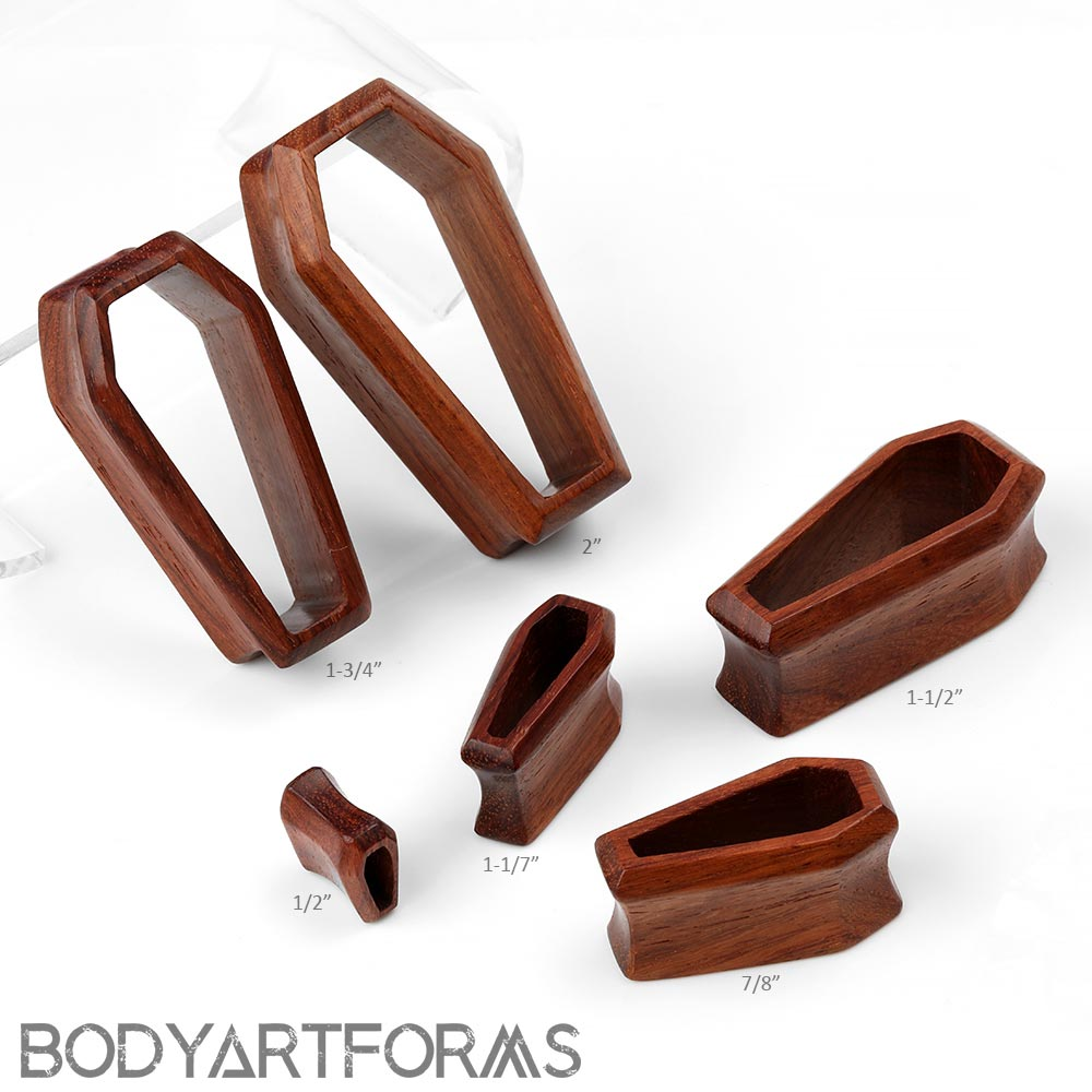 Bloodwood Coffin Eyelets